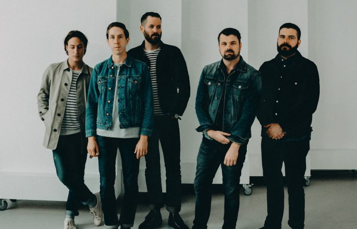 HARD NOISE: SILVERSTEIN // Australian Tour With Comeback Kid