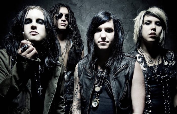 ESCAPE THE FATE // Come Full Circle, Bringing Their Opus To The Country That First Received It