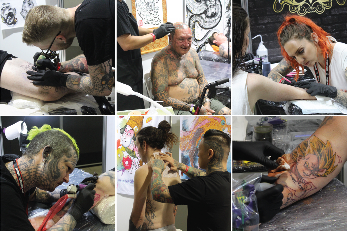 Australian Tattoo Expo - Perth 2019 - facebook.com
