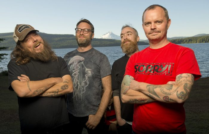 RED FANG // Stoner Punkers At Heart