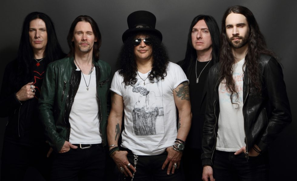 SLASH FT. MYLES KENNEDY & THE CONSPIRATORS // Return to Aus in 2019