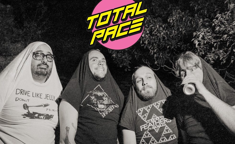 TOTAL PACE // A New Supergroup Ft. Members Of Violent Soho & DZ Deathrays