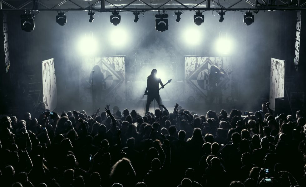 MACHINE HEAD // An Evening With Fists In The Air