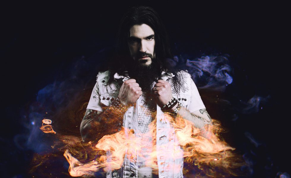 MACHINE HEAD // Thy Name Is Robb Flynn
