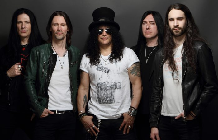 SLASH AND THE CONSPIRATORS // Sing From Within