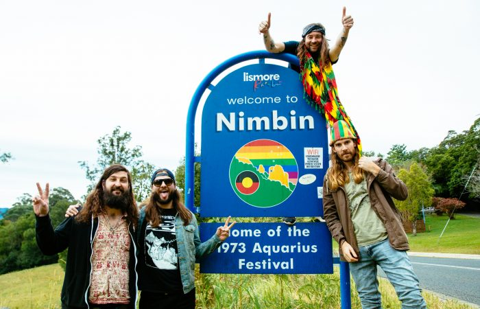 FLASHBACK // The Bennies Stumble Upon Nirvana
