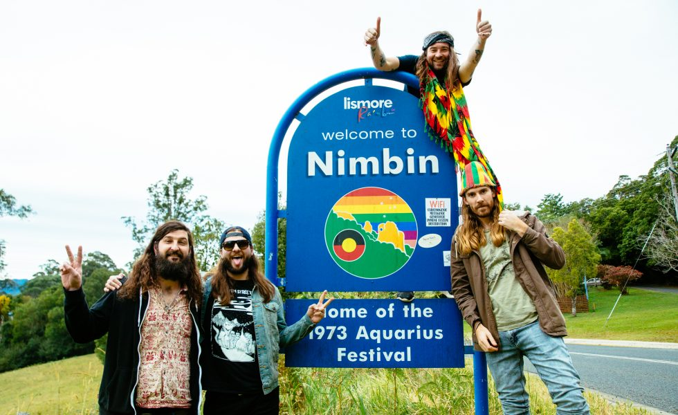 The Bennies Nimbin