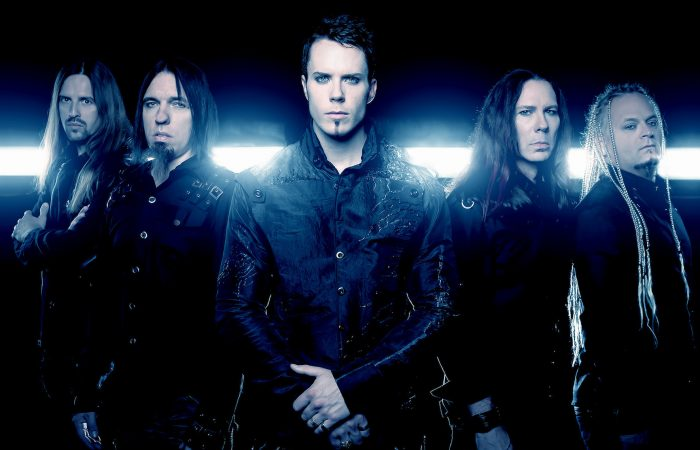 KAMELOT // Characters In The Dark