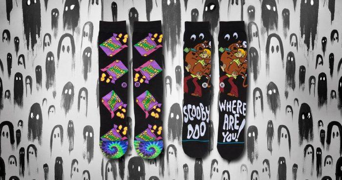 Scooby-Doo Socks by Stance