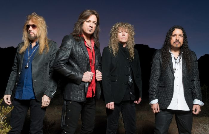 STRYPER // 35 Years In, Stryper's Mission Remains The Same