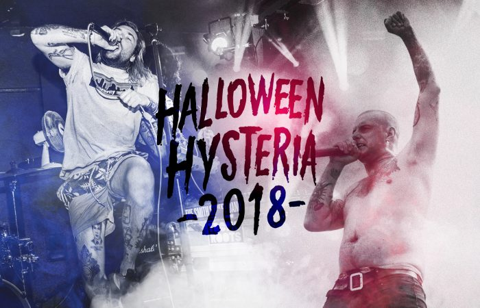 HALLOWEEN HYSTERIA // Your Guide To The Best Gig This October