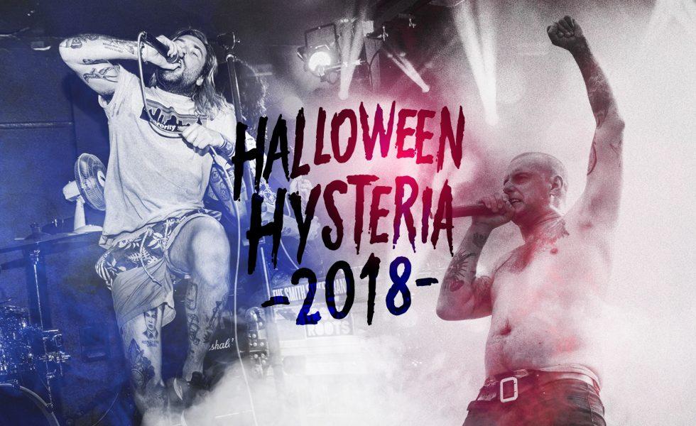 Halloween Hysteria 27/OCT/18