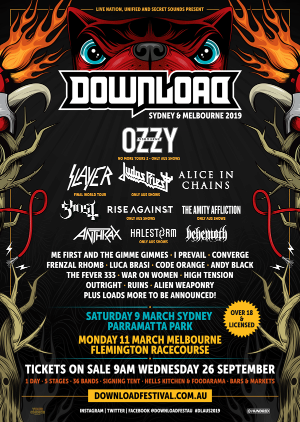 Download 2019 Tickets Now On Sale