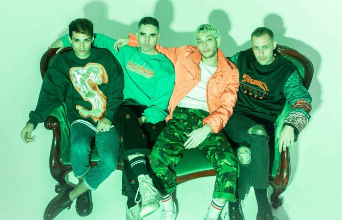 HELLIONS // Drop New Video And Announce Shows