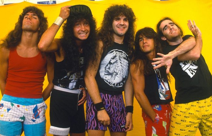ANTHRAX // Men Of The World