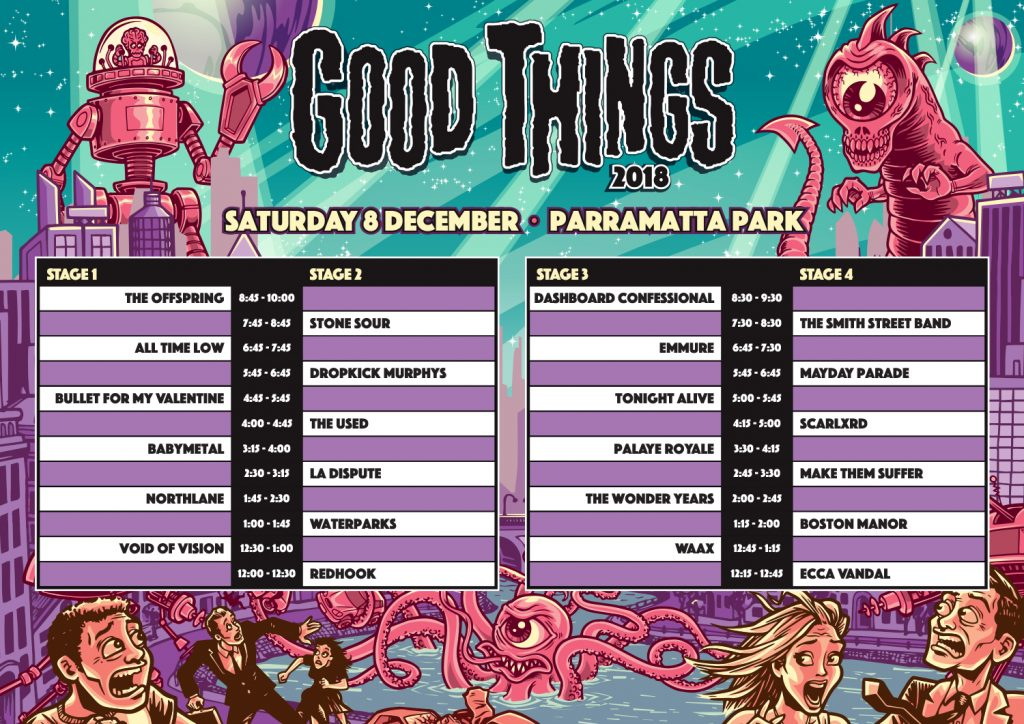 Good Things Hysteria