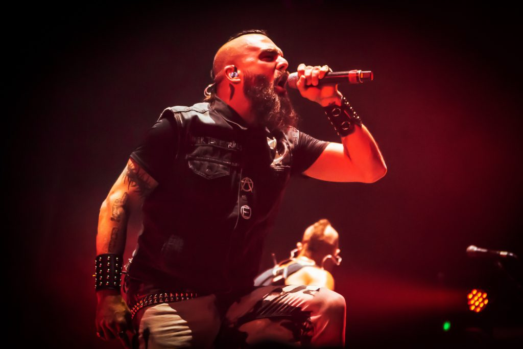 Killswitch Engage Hysteria