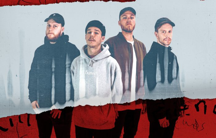 VOID OF VISION // Drop New Single 'Kill All My Friends'