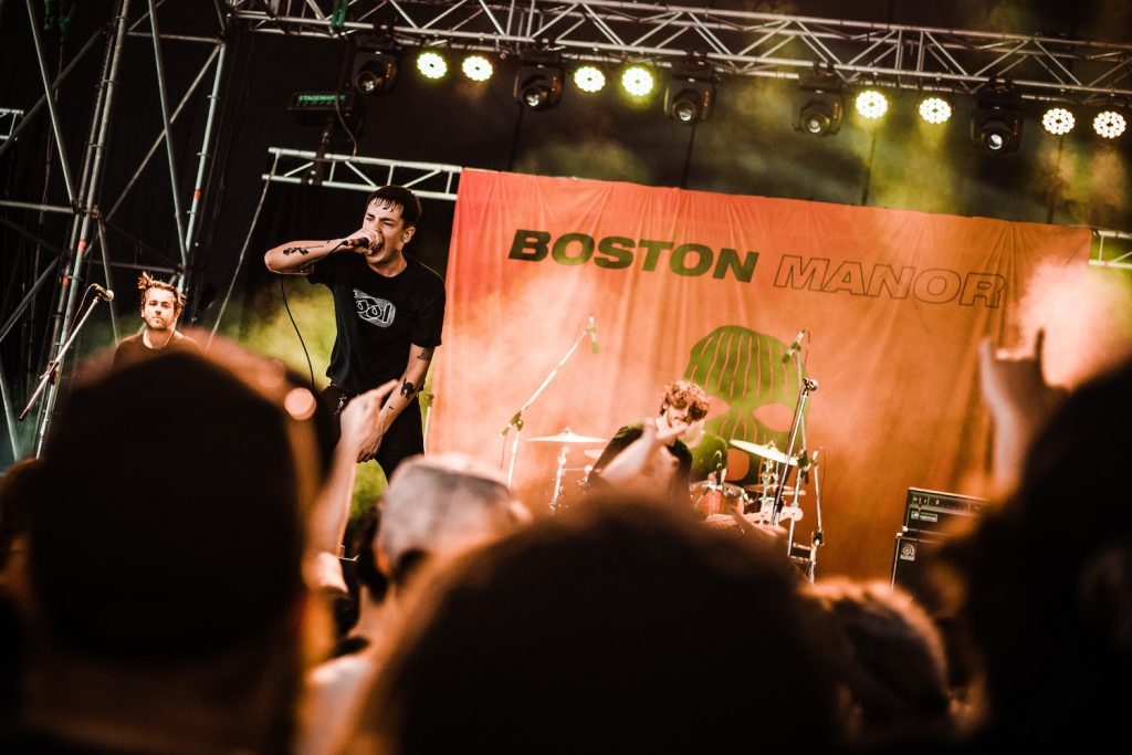 Boston Manor Hysteria