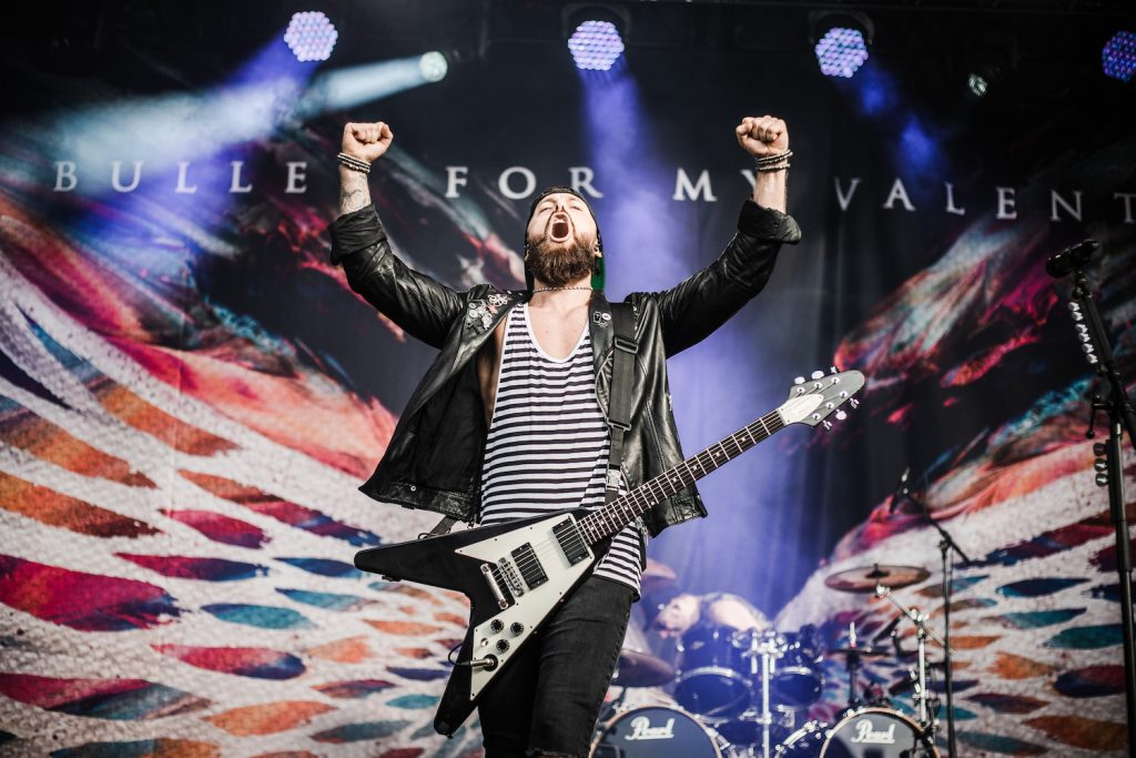 Bullet For My Valentine Hysteria