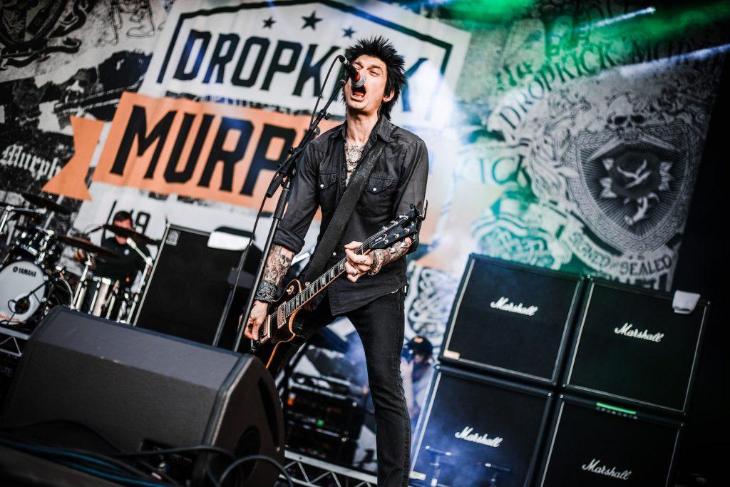 Dropkick Murphys Hysteria