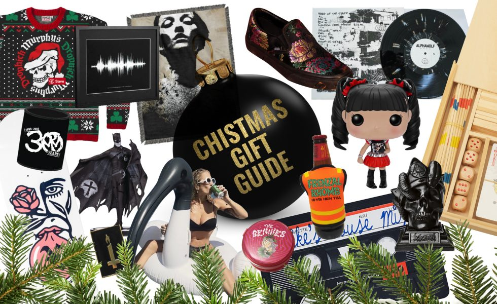 THE HYST LIST // 2018 Christmas Gift Guide