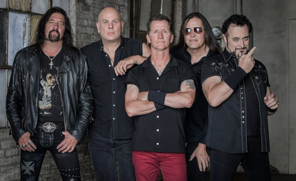 Metal Church Hysteria