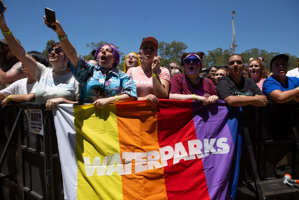 Waterparks Hysteria