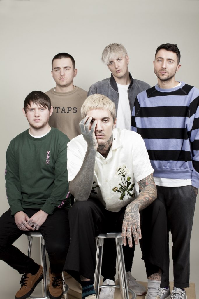 Bring Me The Horizon From Sheffield With Amo Hysteria Magazine
