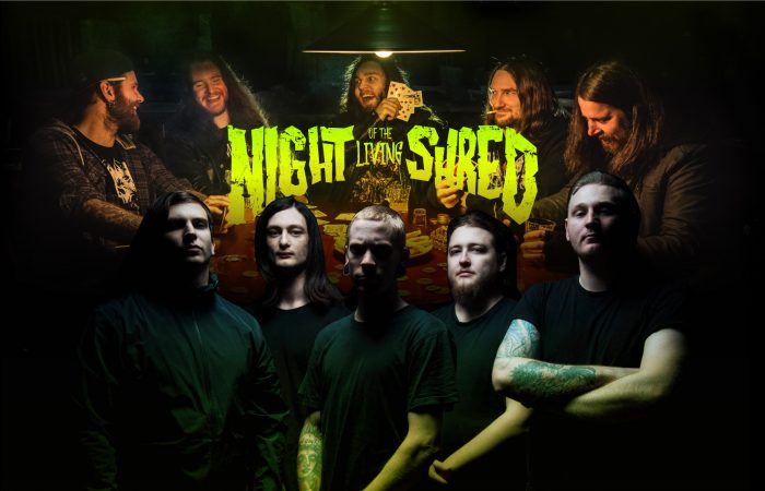 NIGHT OF THE LIVING SHRED // Introducing Your Undead Shredders