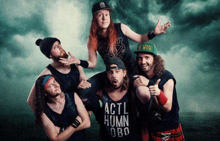 ALESTORM // The Pirate Metal Kings Return To Australia