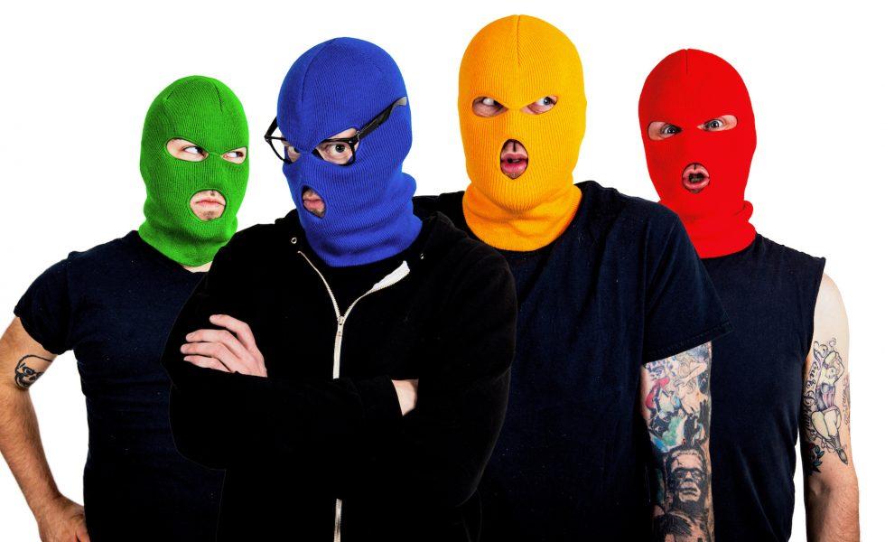 masked intruder hysteria