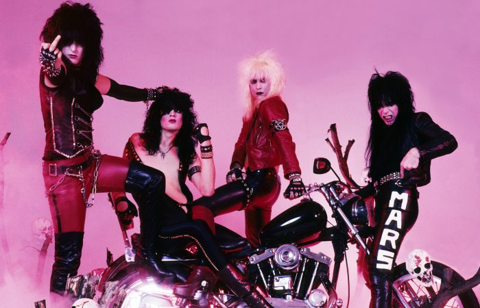 MOTLEY CRUE // To Release 'The Dirt' Soundtrack
