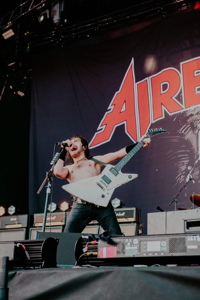 airbourne hysteria