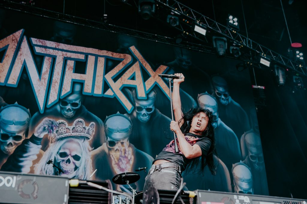 anthrax hysteria