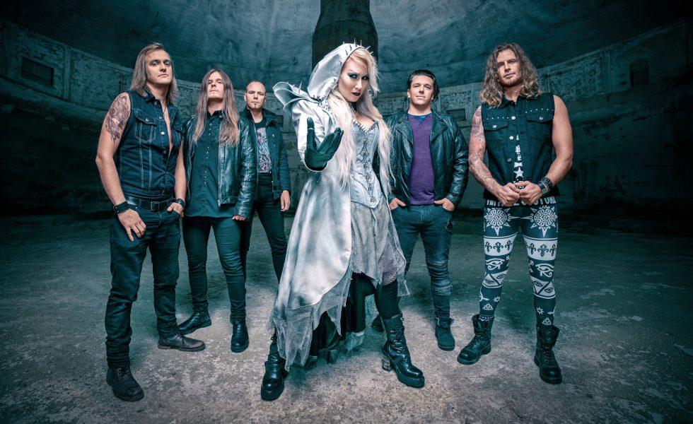 battle beast hysteria