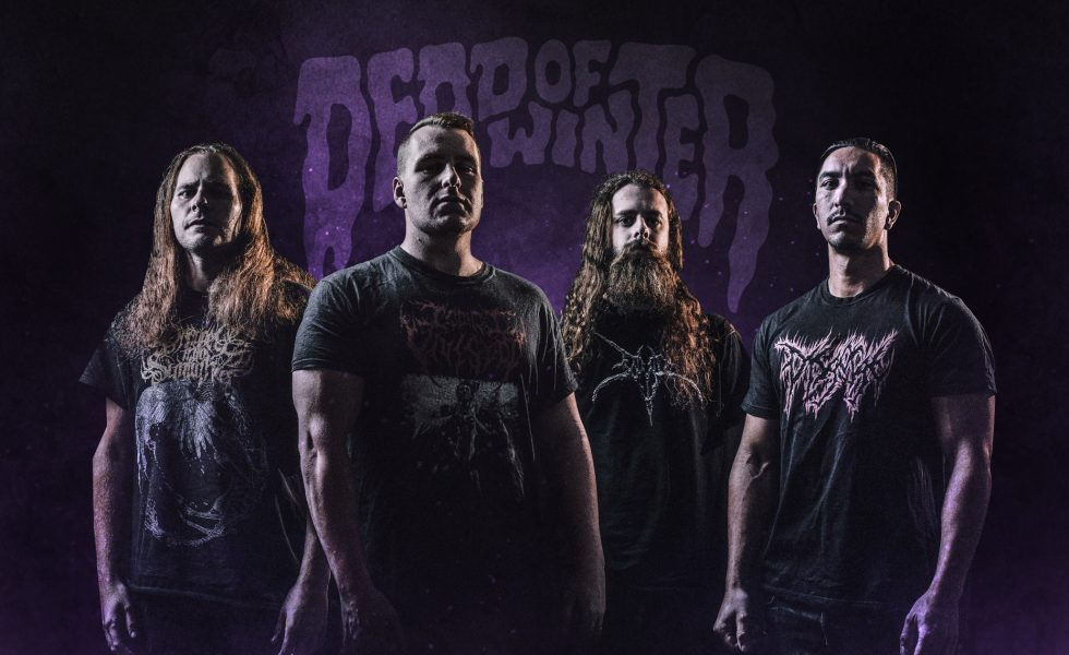 Disentomb, Dead Of Winter Second Line-Up Anouncement