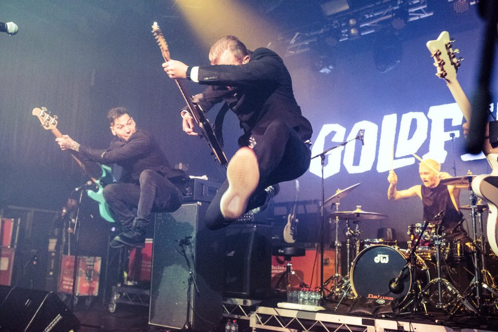 goldfinger hysteria