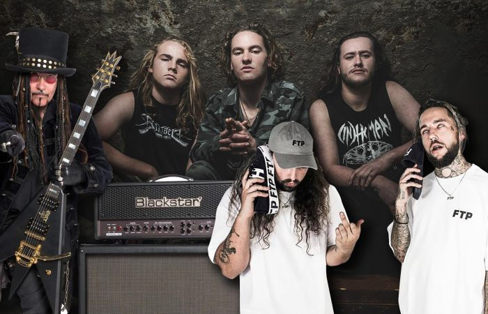 QUICKFIRE ROUND: ALIEN WEAPONRY // One Question, One Song, One Sentence With Lewis De Jong