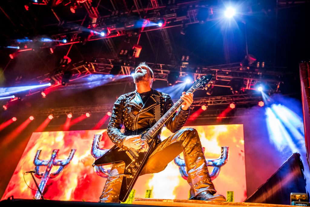 judas priest hysteria