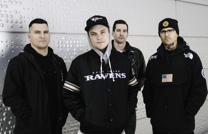 THE AMITY AFFLICTION // Announce Australian Tour With Underøath, Crossfaith & Pagan