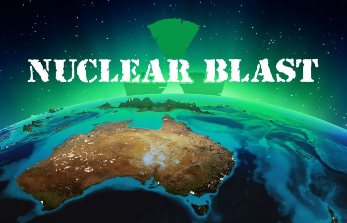 BREAKING: NUCLEAR BLAST // Launches Australian & New Zealand A&R Division