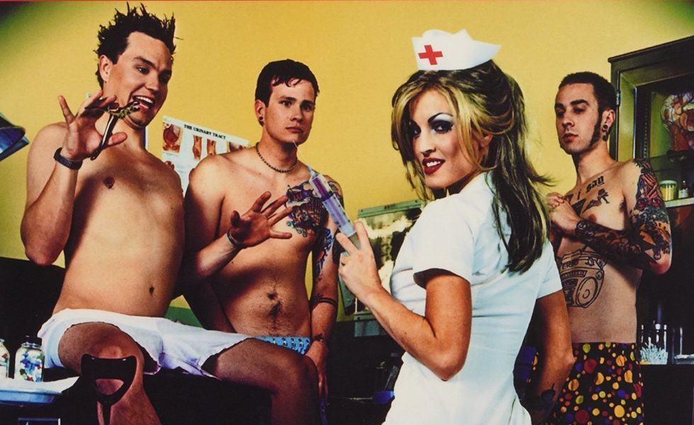 blink 182 hysteria