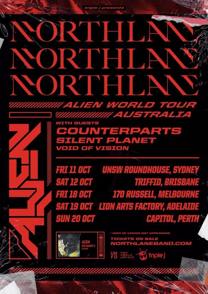 northlane hysteria