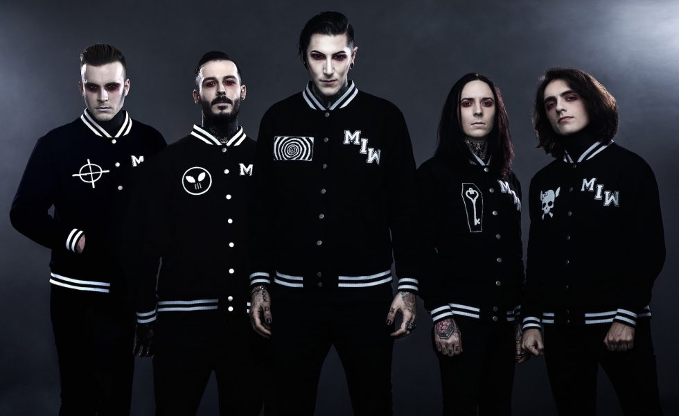 motionless in white hysteria