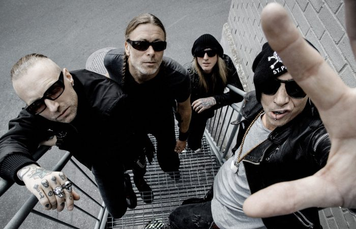 BACKYARD BABIES // Long Live Rock 'N' Roll