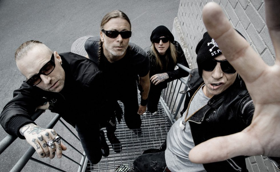 backyard babies hysteria