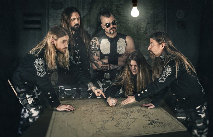 SABATON // Once In A Lifetime