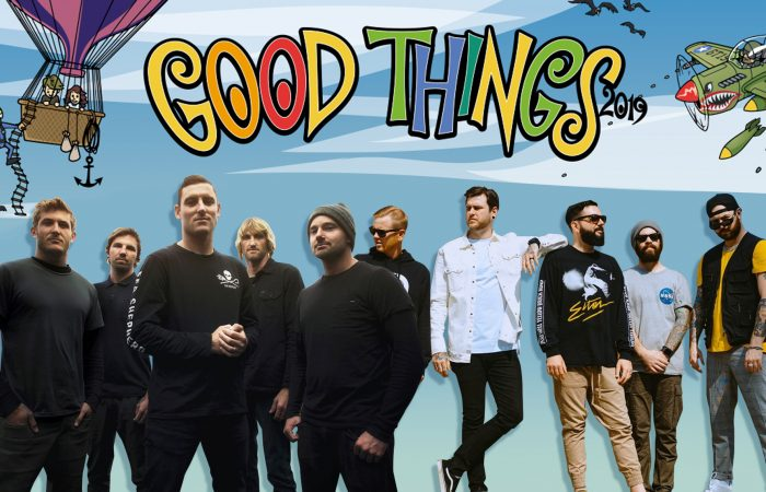 GOOD THINGS FESTIVAL // Announced Stacked 2019 Line-Up
