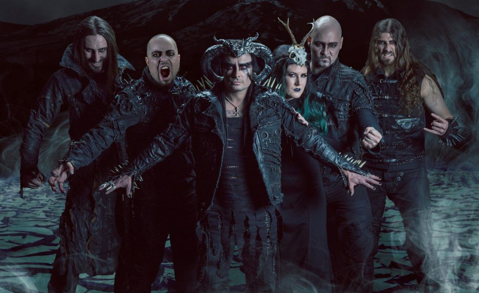 cradle of filth hysteria